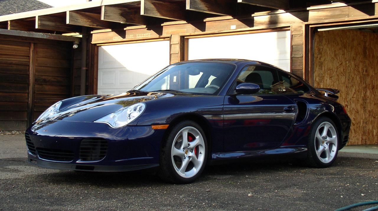 Porsche wheels on my golf,